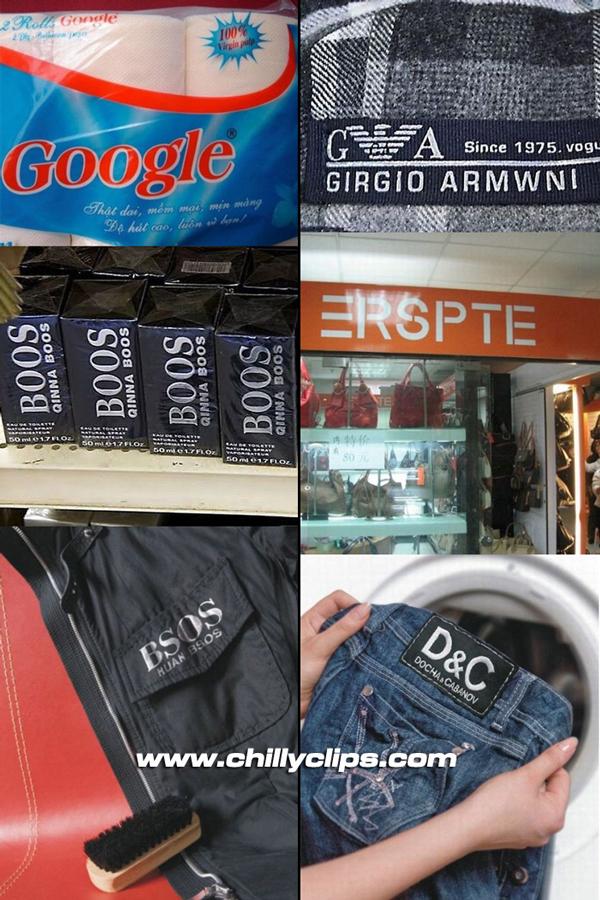 photos funny fake brands