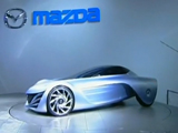Car that will drive in the future, futuristic japanese cars