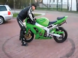 Most Funny Painful Motorcycle Fail ever..
